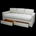 Drawer Day Bed